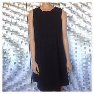 Topshop Dresses - Topshop Maternity Black Crepe Seamed Formal Dress